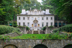 Casa da cisne em Atlanta foto de stock royalty free