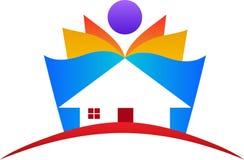 Casa da educação Foto de Stock Royalty Free