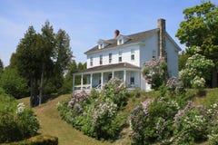 Casa da era do Victorian Imagem de Stock