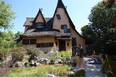 Casa da estrela, Hollywood, Los Angeles, EUA Imagem de Stock Royalty Free
