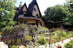 Casa da estrela, Hollywood, Los Angeles, EUA Imagens de Stock Royalty Free