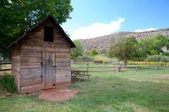 Casa da exploração agrícola Imagens de Stock