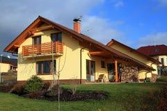 Casa da família Imagem de Stock