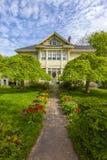 Casa da herança Foto de Stock Royalty Free