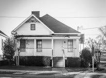 Casa da infância do ` s de Nat King Cole Fotos de Stock