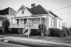 Casa da infância do ` s de Nat King Cole Foto de Stock Royalty Free