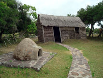 Casa da lama Imagem de Stock