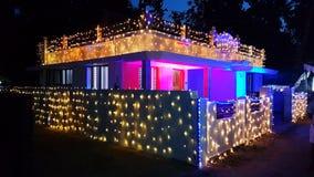 Casa da luz Imagens de Stock