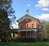 Casa da madeira-Tellkamp Imagens de Stock