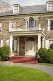 Casa da mansão Foto de Stock Royalty Free