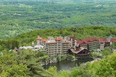 Casa da montanha de Mohonk imagem de stock royalty free