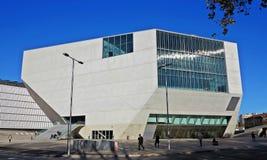 Casa DA Musica Royalty-vrije Stock Fotografie