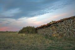 Casa da pedra Imagem de Stock Royalty Free