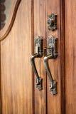Casa da porta fotografia de stock royalty free