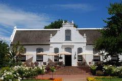 Casa da quinta (África do Sul) fotografia de stock royalty free