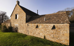 Casa da quinta de Cotswold imagem de stock royalty free