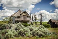 Casa da quinta do vintage Fotografia de Stock