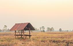 Casa da quinta em Tailândia imagem de stock royalty free