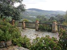 Casa da quinta a MOLINILLO-Algarinejo-Andaluzia Imagem de Stock
