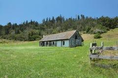 Casa da quinta velha Fotografia de Stock
