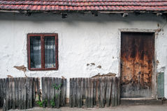 Casa da quinta velha Foto de Stock