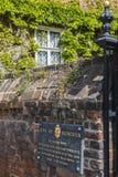 Casa da restauração em Kent, Reino Unido Imagem de Stock Royalty Free