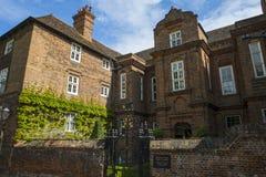 Casa da restauração em Rochester, Reino Unido Foto de Stock Royalty Free