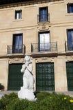 Casa da torre em Santurtzi, Bizkaia imagem de stock royalty free