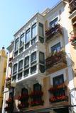Casa da tradição em Múrcia, Espanha Imagem de Stock Royalty Free