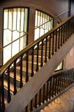 Casa da vista, Oregon, vão das escadas Fotografia de Stock Royalty Free