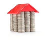 Casa das moedas Imagem de Stock Royalty Free