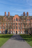 A casa das rúbricas na faculdade da trindade de Dublin, Irlanda, 201 Fotos de Stock