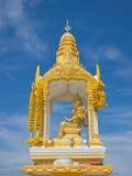 Casa de ídolo chino magnífica del estilo tailandés del Hinduismo Imágenes de archivo libres de regalías