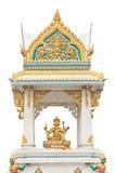 Casa de ídolo chino magnífica del Hinduismo Foto de archivo libre de regalías
