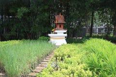 Casa de ídolo chino tailandesa Fotos de archivo libres de regalías