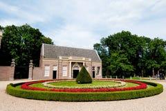 Casa de ônibus de Groeneveld do castelo Imagens de Stock