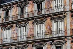 Casa de Λα PanaderÃa στο δήμαρχο Plaza στη Μαδρίτη Στοκ Φωτογραφίες