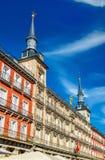 Casa de Λα Panaderia στο δήμαρχο Plaza στη Μαδρίτη, Ισπανία Στοκ Εικόνα