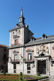 Casa de Λα villa, Μαδρίτη, Ισπανία Στοκ φωτογραφίες με δικαίωμα ελεύθερης χρήσης