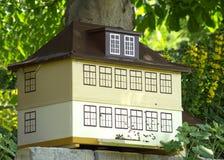 Casa de abeja Fotografía de archivo libre de regalías