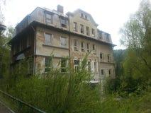 Casa de Abendoned Foto de archivo
