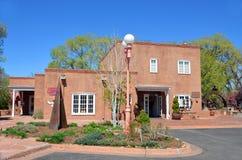 Casa de adôbe histórica Fotografia de Stock Royalty Free