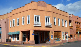 Casa de adôbe histórica Imagens de Stock