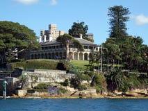 Casa de Admirality, la residencia oficial del Gobernador-general de COM Foto de archivo