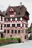 Casa de Albrecht Durer Foto de archivo