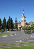 Casa de alfândega - Newcastlle Austrália Foto de Stock Royalty Free