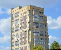 Casa de apartamento Fotos de Stock