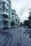 Casa de apartamento Fotos de archivo
