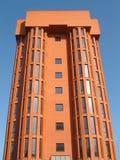 Casa de apartamento de varios pisos Foto de archivo libre de regalías