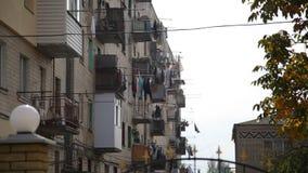 Casa de apartamento Lavadero de sequía en balcones metrajes